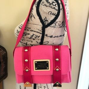 Louis Vuitton pink canvass antigua
